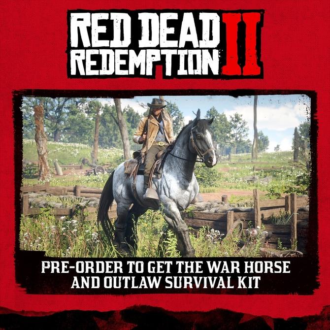 Red Dead Redemption II: znamy zawartość specjalnych edycji [1]