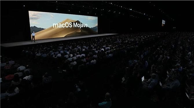 WWDC 2018: MacOS Mojave - nowa wersja systemu operacyjnego [1]
