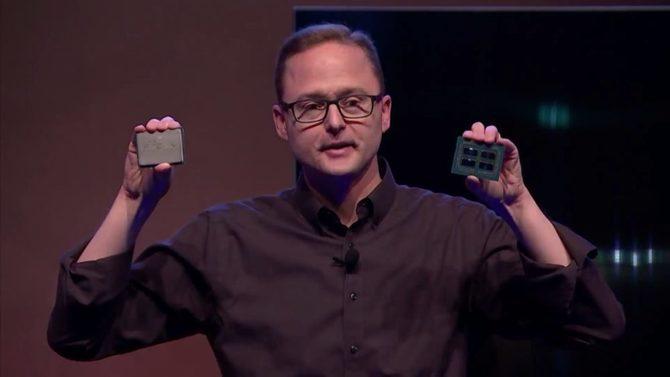 AMD Threadripper drugiej generacji -Informacje o procesorach [3]