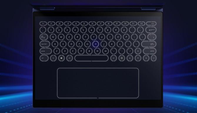 ASUS Project Precog - prototyp notebooka z dwoma ekranami [5]