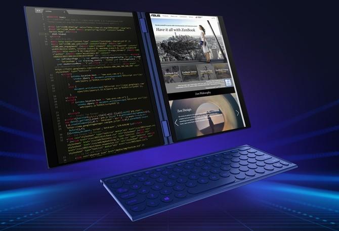 ASUS Project Precog - prototyp notebooka z dwoma ekranami [6]