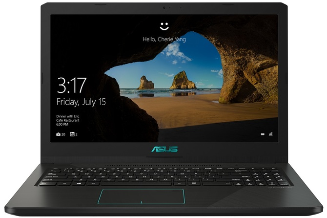 ASUS X570ZD - pierwszy laptop z Ryzenem i GeForcem w środku [2]