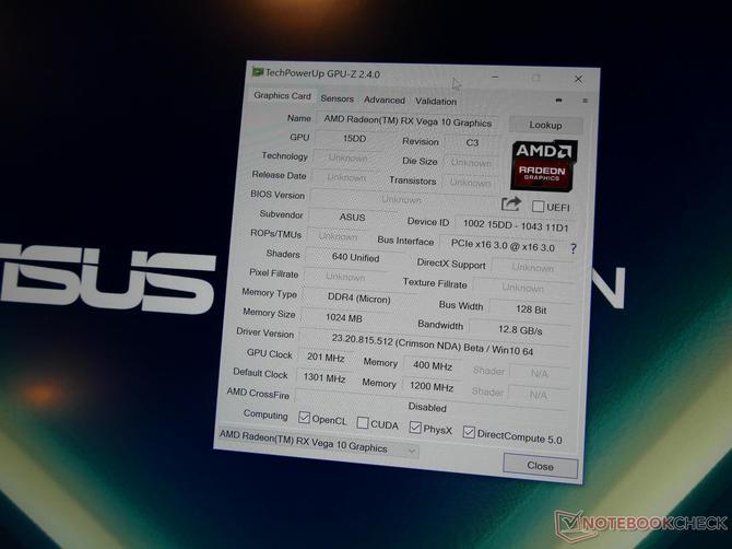 ASUS X570ZD - pierwszy laptop z Ryzenem i GeForcem w środku [5]