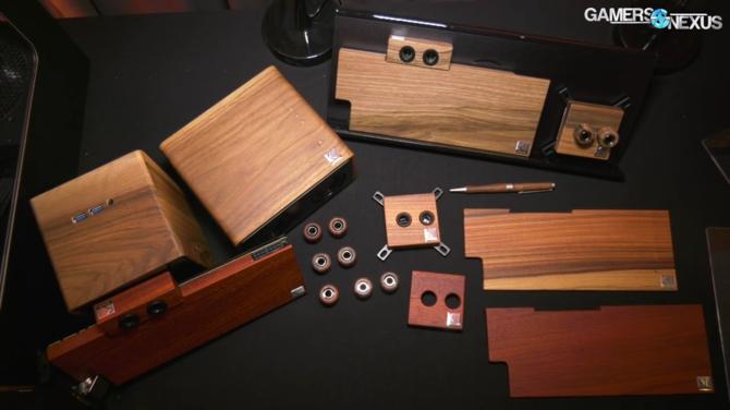EKWB prezentuje drewniane elementy dla układów WC [2]