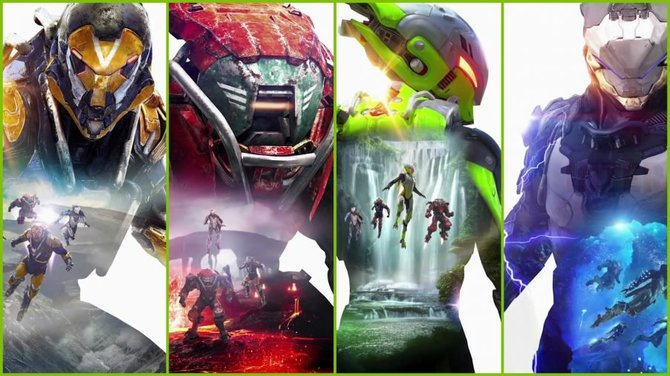 Anthem na EA Play - zwiastun, gameplay oraz data premiery [2]