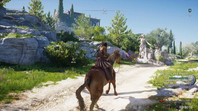 Assassin's Creed: Odyssey - nowe informacje o grze i screeny [2]