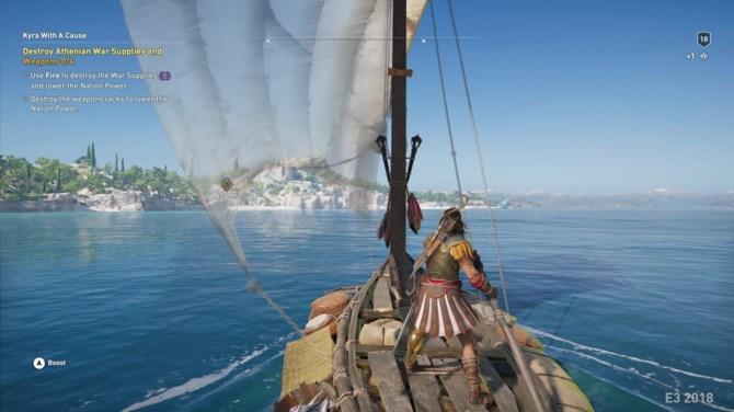 Assassin's Creed: Odyssey - nowe informacje o grze i screeny [11]