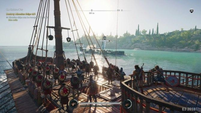 Assassin's Creed: Odyssey - nowe informacje o grze i screeny [15]