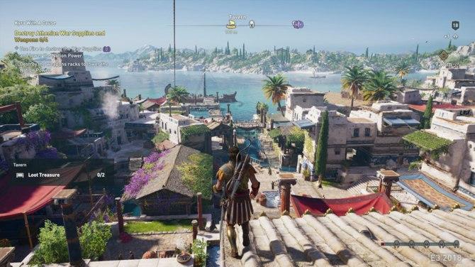 Assassin's Creed: Odyssey - nowe informacje o grze i screeny [16]