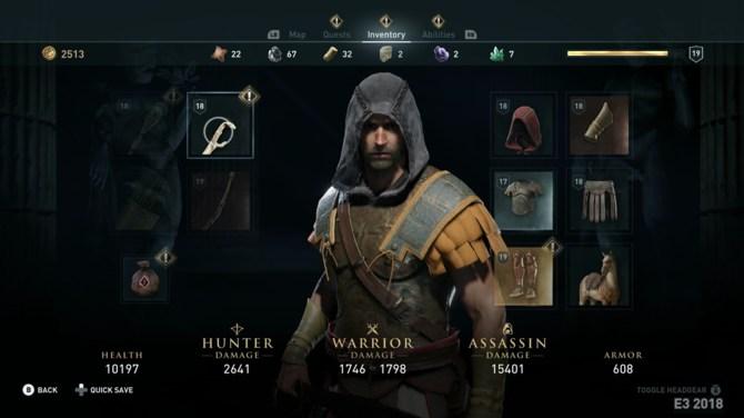 Assassin's Creed: Odyssey - nowe informacje o grze i screeny [3]