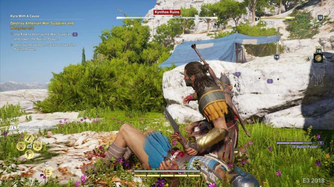 Assassin's Creed: Odyssey - nowe informacje o grze i screeny [10]