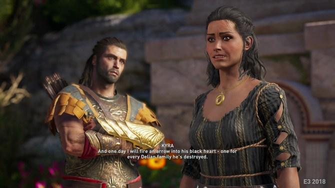 Assassin's Creed: Odyssey - fabuła, postacie, data premiery [4]