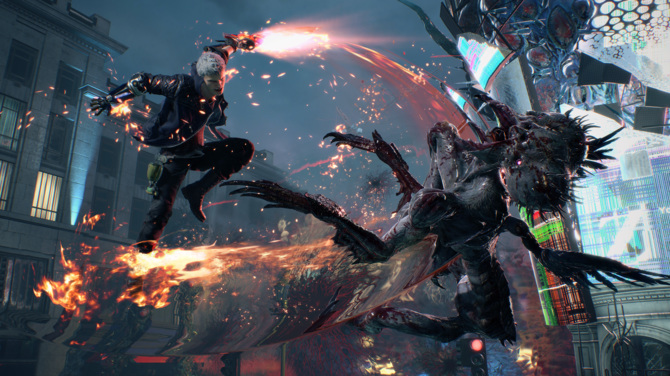 Devil May Cry 5 zaprezentowany - seria wraca do korzeni [2]