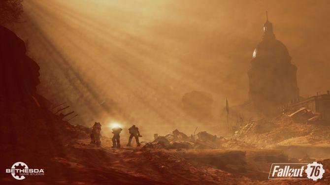 Fallout 76 poznaliśmy nowsze szczegóły, może nie będzie tak  [4]