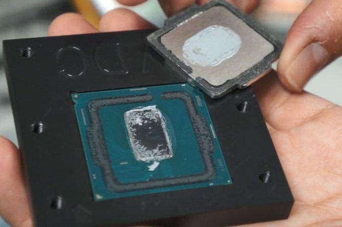 Intel Core i7-8086K - Pierwsze wyniki wydajności procesora [2]