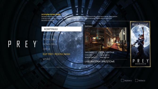 Prey: Mooncrash wkrótce, a darmowa zawartość już dzisiaj [2]