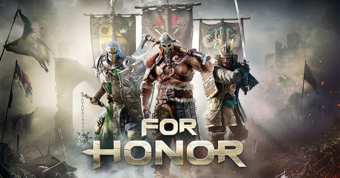 For Honor dostępny do pobrania za darmo na platformie Uplay [3]