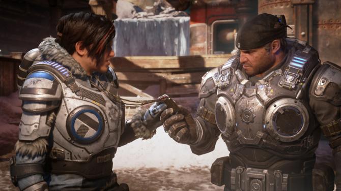Gears 5 - zapowiedziano kontynuację kultowych Gears of War [2]