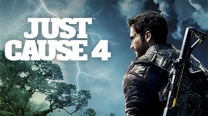 Just Cause 4: Rico wraca do akcji na konferencji Square Enix [1]
