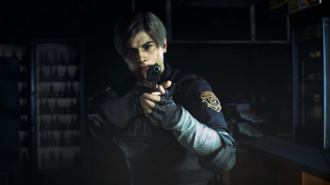Resident Evil 2 - remake kultowego horroru zaprezentowany [1]