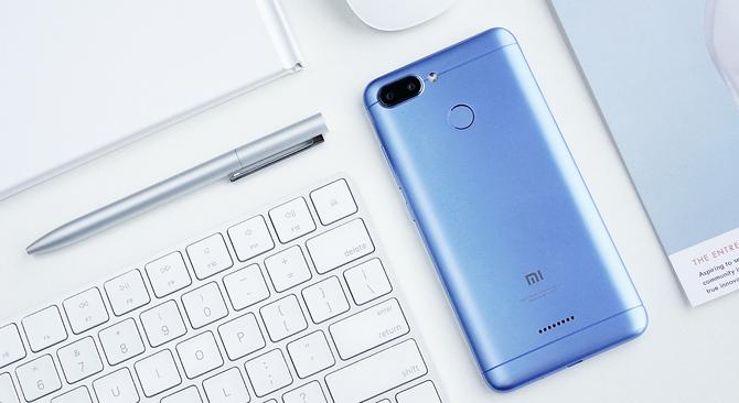Xiaomi Redmi 6 i Redmi 6A - nowe smartfony dla oszczędnych [2]