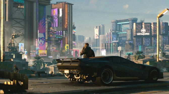 Cyberpunk 2077 - sporo nowych i ciekawych informacji o grze [2]