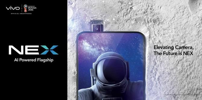 Vivo NEX S i NEX A - premiera futurystycznych smartfonów [1]