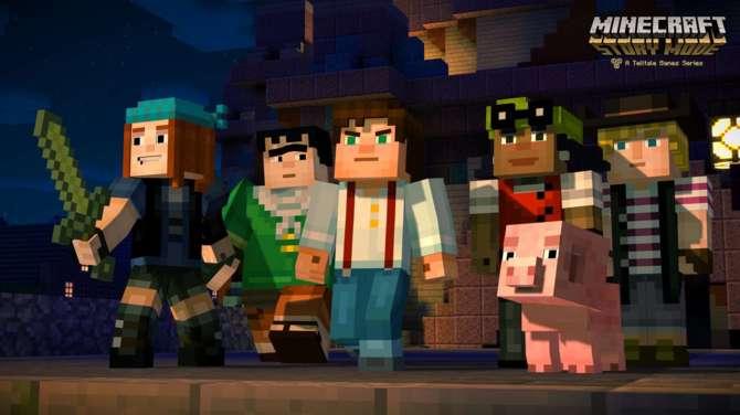 Coraz więcej gier na Netfliksie? Minecraft przeciera szlaki [2]
