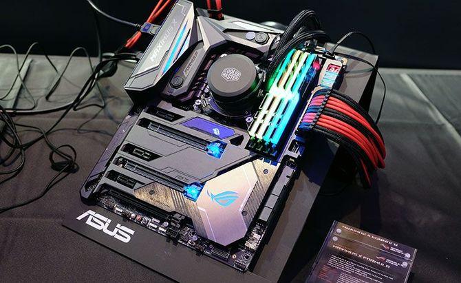 ASUS ROG Maximus XI i STRIX - nowe płyty z chipsetem Z390 [2]