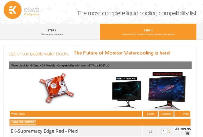 Monitory ASUS i Acer 4K 144 Hz HDR mają słabe... wentylatory [4]