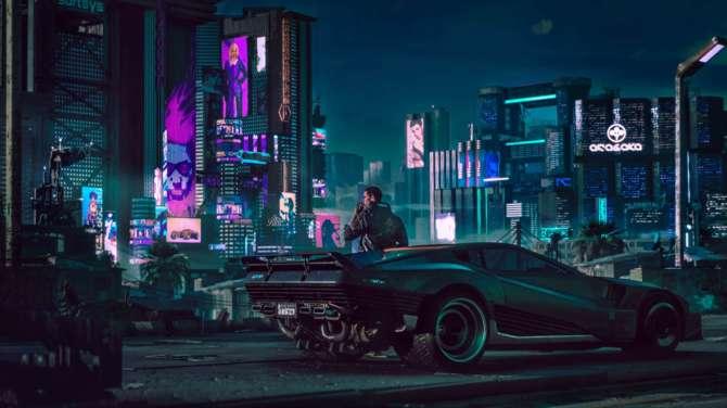 Cyberpunk 2077: takiej specyfikacji użyto podczas dema na E3 [1]