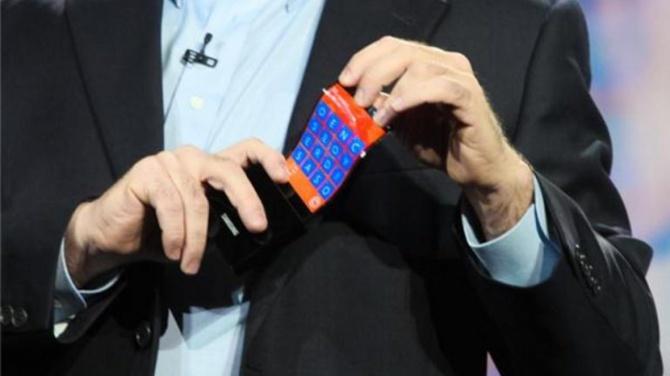 Motorola patentuje rozwiązanie dla giętkich ekranów OLED [1]