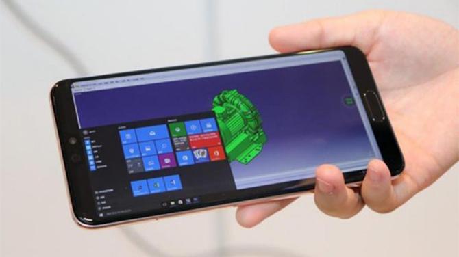 Windows na Huawei P20? Tak, ale na razie tylko w Chinach [1]