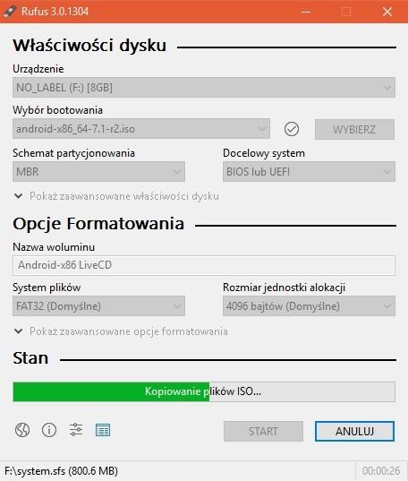 Android Oreo na PC? Wystarczy pobrać jeden plik opensource  [1]