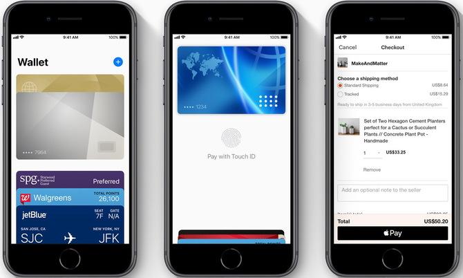 Apple Pay - wreszcie zapłacimy w Polsce iPhonem [2]