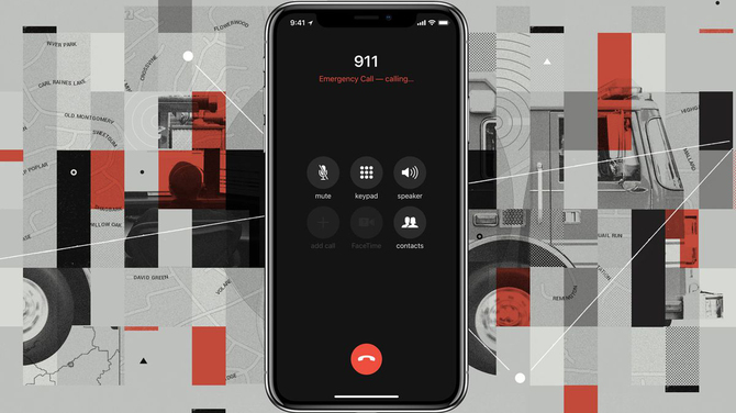 Dzwoniąc z iOS 12 pod 911, obywatele USA będą zlokalizowani [1]