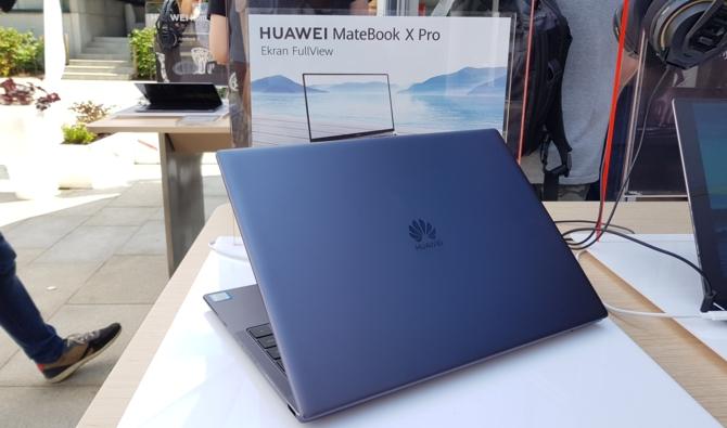 Huawei Matebook X Pro debiutuje w Polsce - znamy ceny [5]