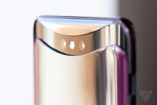 Oppo Find X - nowy smartfon pozbawiony ramek [1]