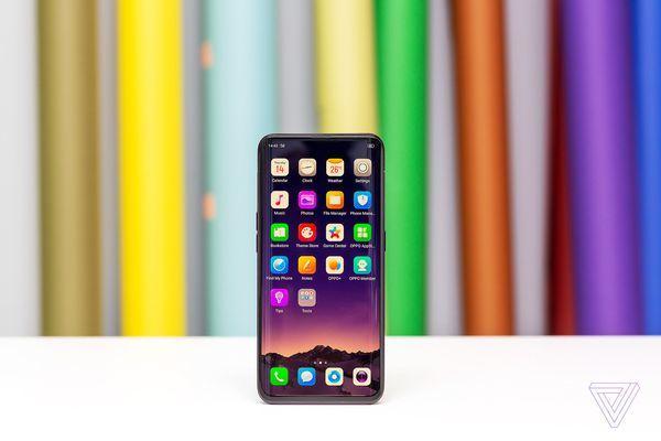 Oppo Find X - nowy smartfon pozbawiony ramek [2]