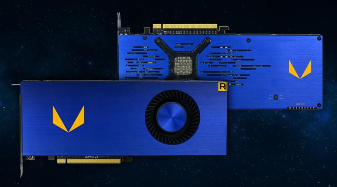 Znaleziono kartę AMD Radeon Pro Vega 20 w bazie wyników AotS [3]
