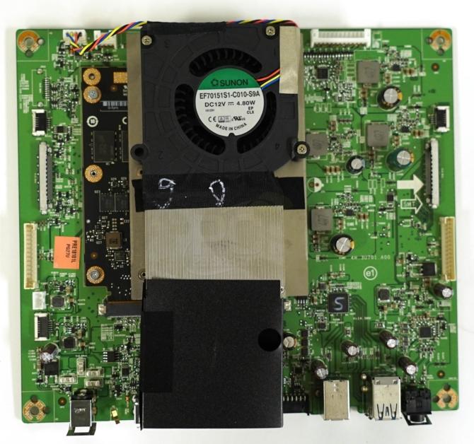 Moduł NVIDIA G-Sync HDR bazuje na układzie firmy... Intel [3]