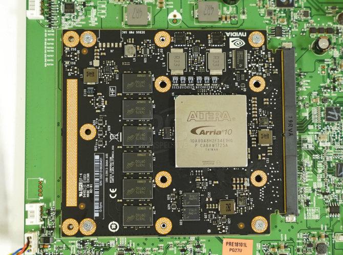 Moduł NVIDIA G-Sync HDR bazuje na układzie firmy... Intel [4]