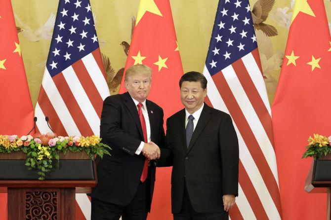 Donald Trump: technologicznej wojny z Chińczykami ciąg dalsz [1]