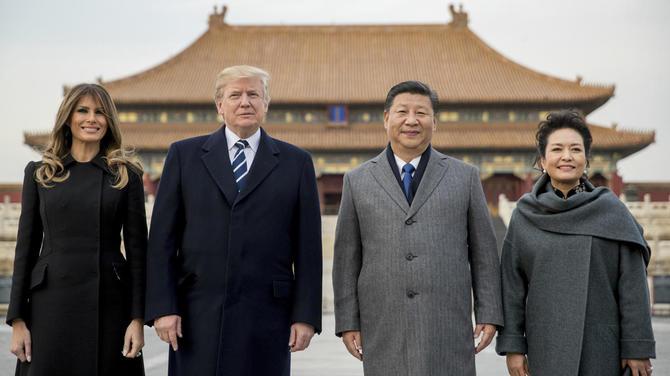 Donald Trump: technologicznej wojny z Chińczykami ciąg dalsz [2]