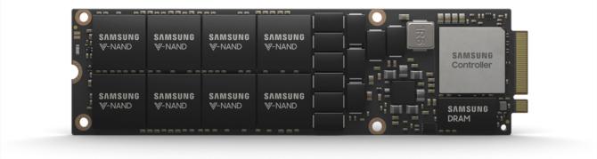 Samsung prezentuje serwerowe SSD M.2 z interfejsem PCI-E 4.0 [1]