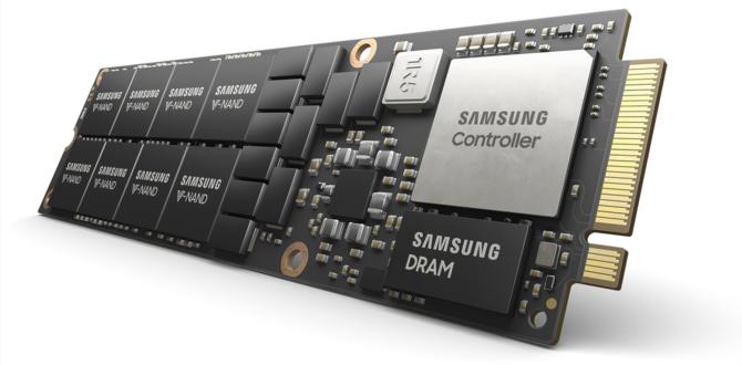 Samsung prezentuje serwerowe SSD M.2 z interfejsem PCI-E 4.0 [2]