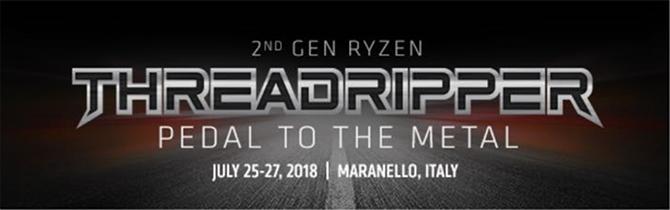 AMD Threadripper 2 - Pierwszy zamknięty pokaz już 25 lipca [1]