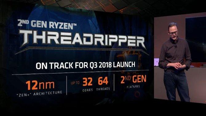 AMD Threadripper 2 - Pierwszy zamknięty pokaz już 25 lipca [2]
