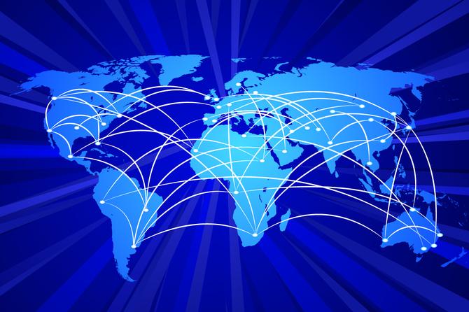 Ile miejsca zajmuje dzisiejszy Internet? Ok. 10 bilionów TB [1]
