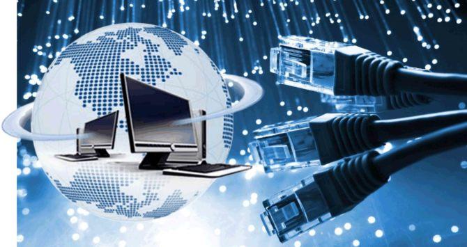 Ile miejsca zajmuje dzisiejszy Internet? Ok. 10 bilionów TB [3]